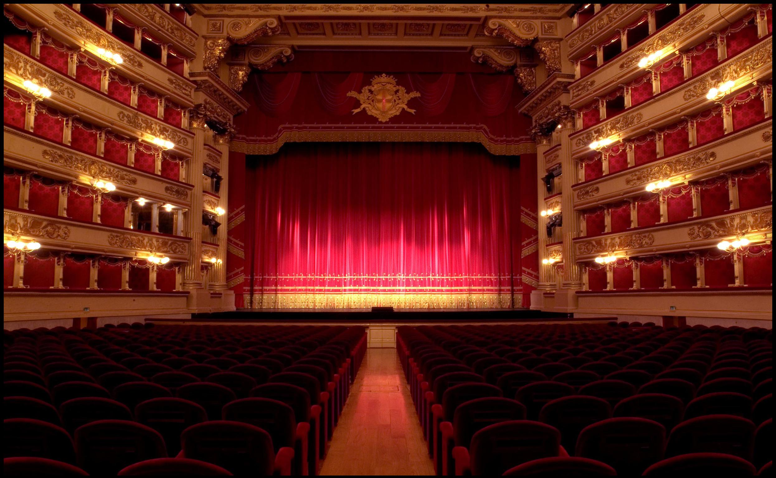 Teatro Alla Scala Gallerialesaledelre